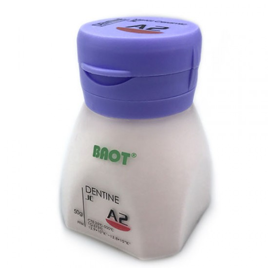 Dentine Powder Classical shades BAOT Ceramic Powders