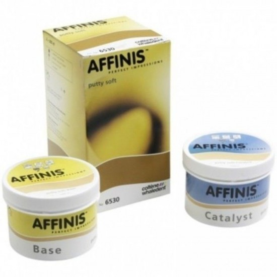 AFFINIS Rubber Base Putty - Addition Silicone COLTENE Rubber Base
