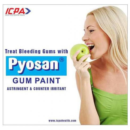 Pyosan Gum Paint ICPA Gum Paint
