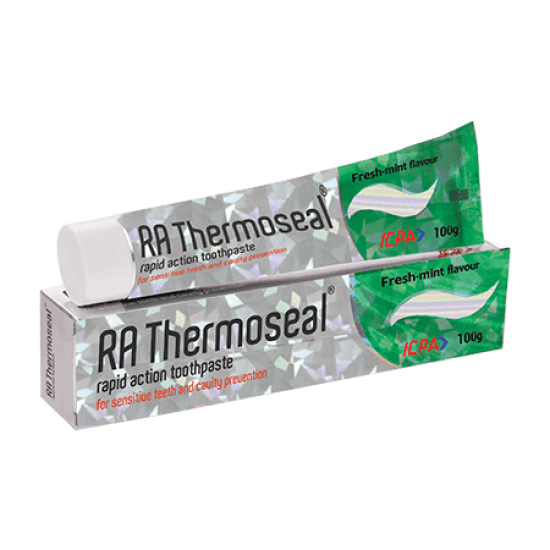RA Thermoseal ICPA Tooth Paste