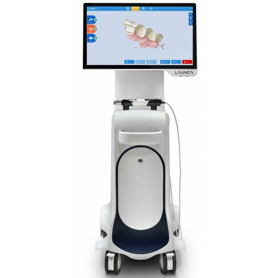 Intra Oral Scanner DL-100 Cart Version LAUNCA Intra Oral Scanner
