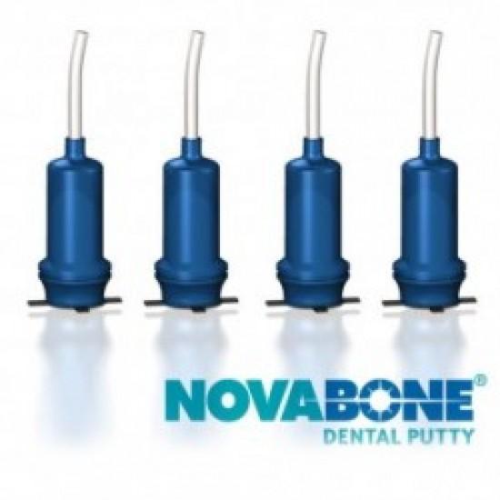 Dental Putty Cartridge Form NOVABONE Bone Graft