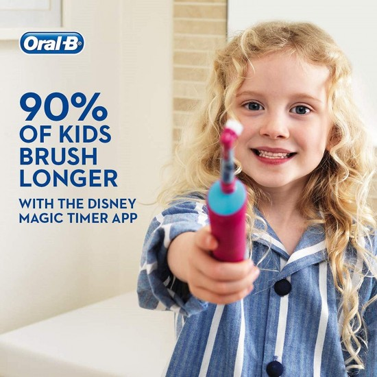 Oral-B Vitality Frozen Kids Electric Tooth Brush