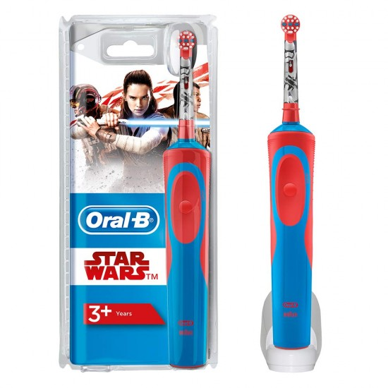 Oral-B Vitality Star War Kids Electric Tooth Brush