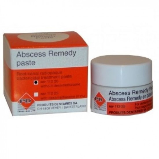 Abscess Remedy PD Swiss Root and Pulp Treatment