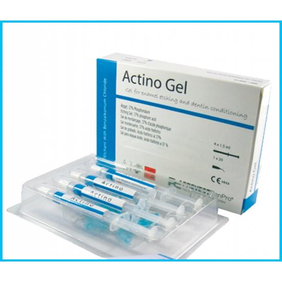 Actino Gel Economy Kit Prevest Denpro Endodontic