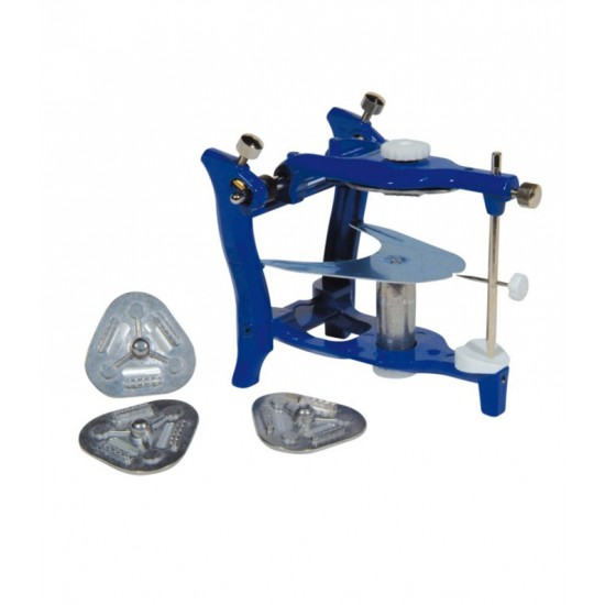 Hybrid Articulator Ruthinium Semi Adjustable Articulator