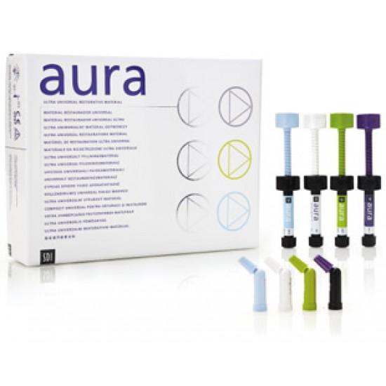 Aura Bulk Fill SDI COMPOSITES