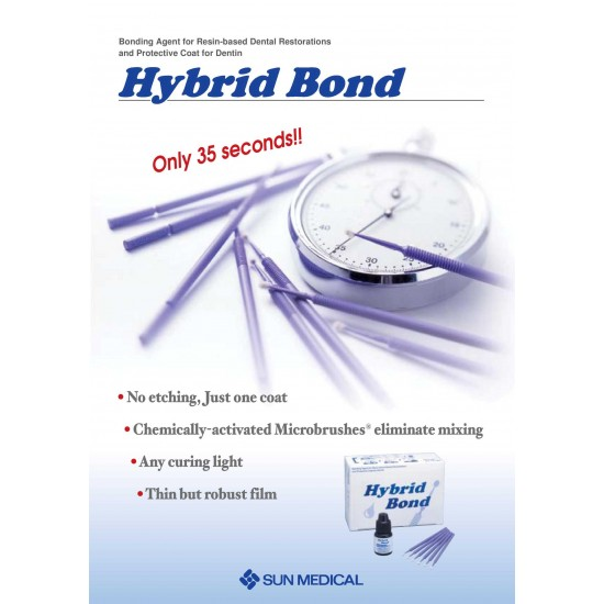 Hybrid Bond Sun Medical Endodontic