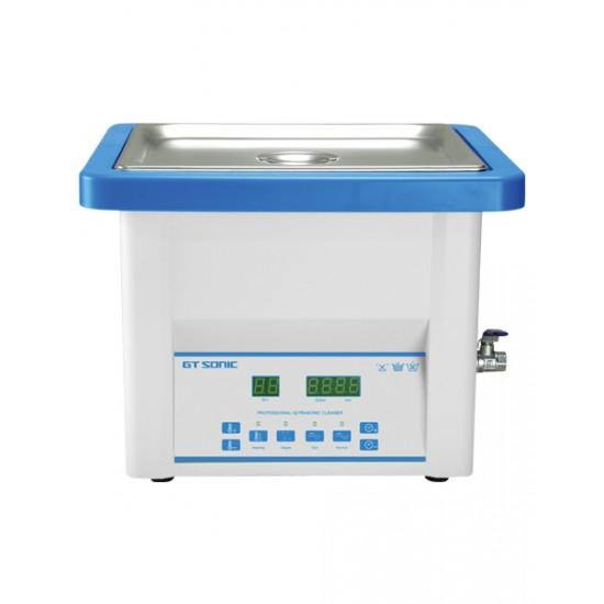 GT Sonic Ultrasonic Cleaner 10Ltr Durr Dental Ultrasonic Cleaner