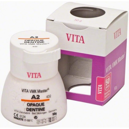 VMK Master Opaque Dentine Classical shades VITA Ceramic Powders
