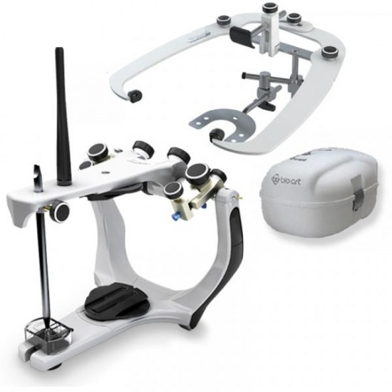 A7-Plus Articulator With Elite Face Bow bio-art Hybrid Articulator